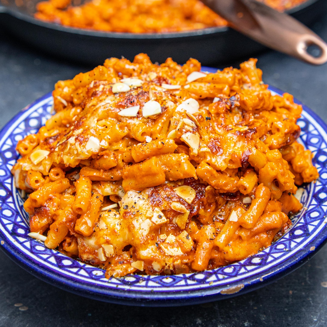 Mob Kitchen Romesco Mac Cheese