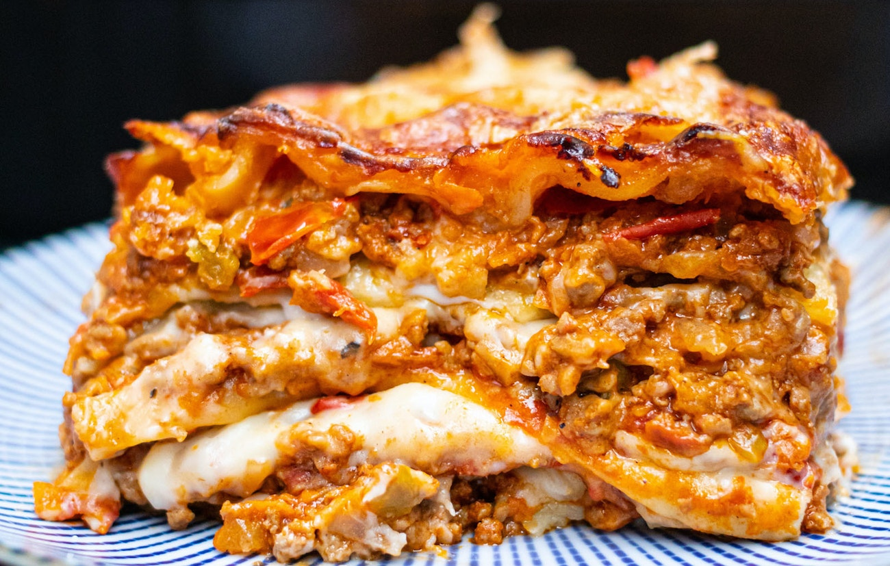 Mob Kitchen The Ultimate Lasagne
